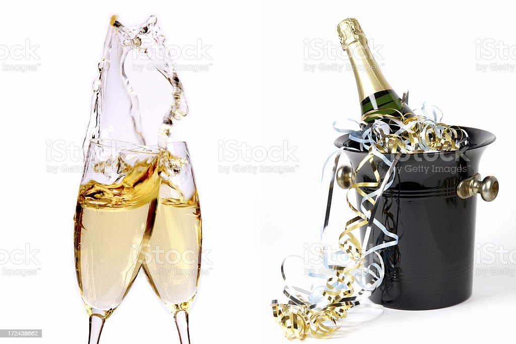 Party 4 royalty-free stock photo