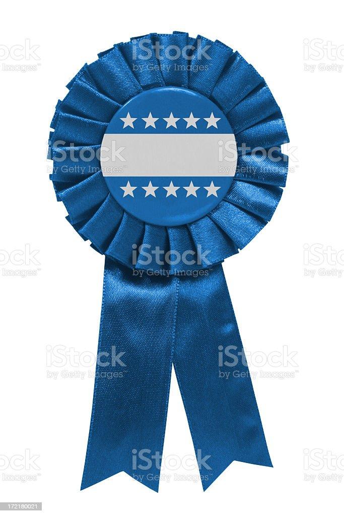 Party boy ribbon royalty-free stock photo