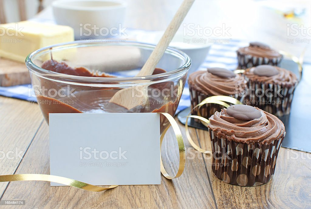 Party cakes royalty-free stock photo