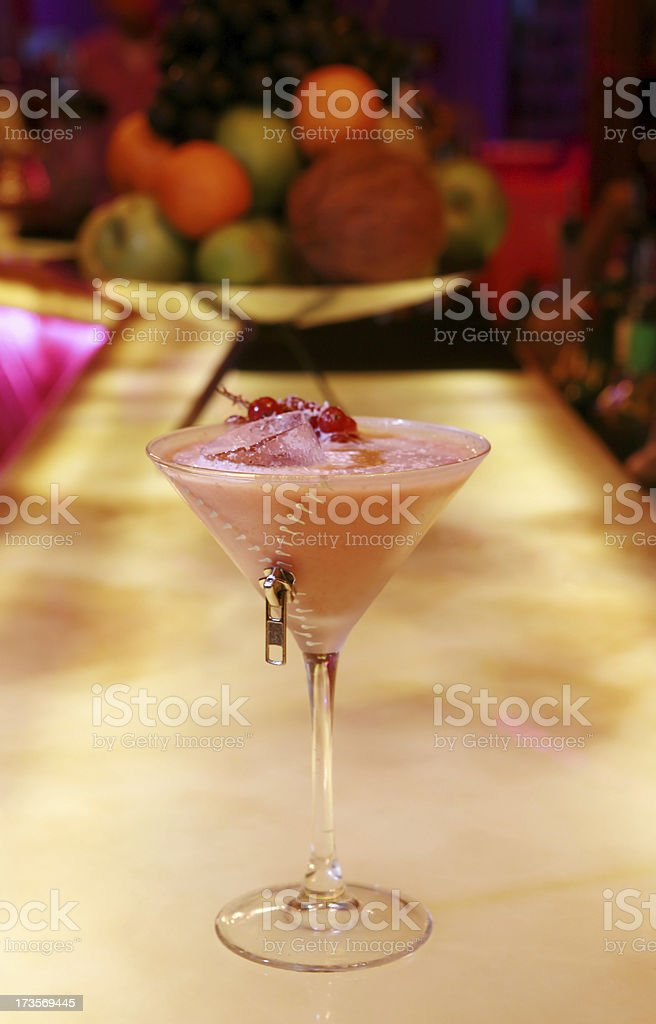 party cocktail royalty-free stock photo