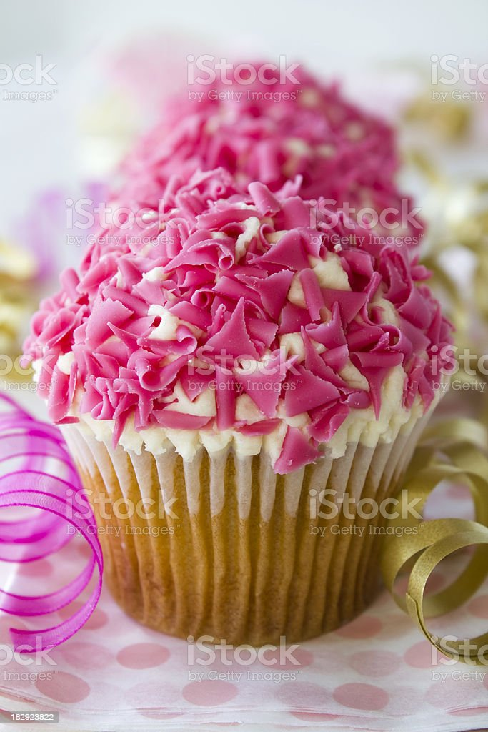 Party Cupcakes stock photo