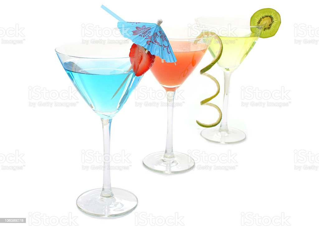 Party drinks royalty-free stock photo