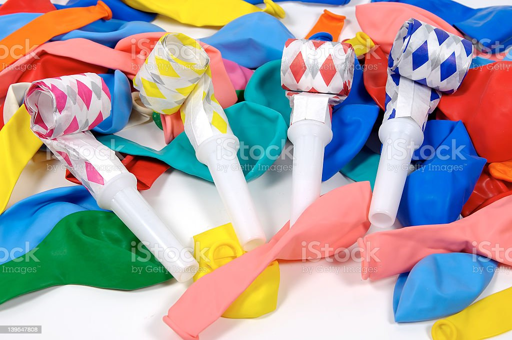 Party Favors stock photo
