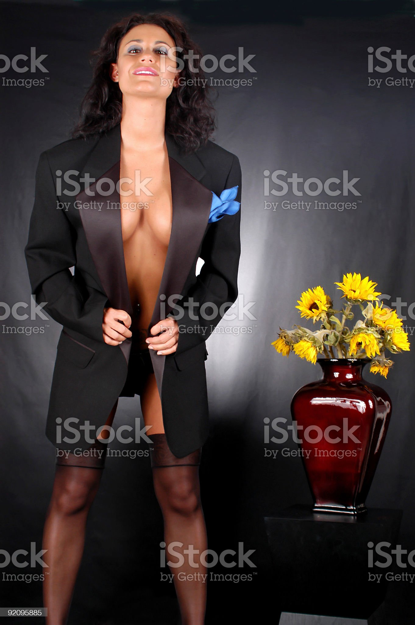 Party Girl! royalty-free stock photo
