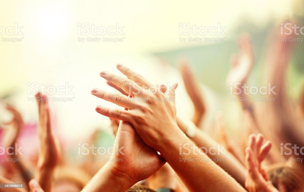 party group of people stock photo