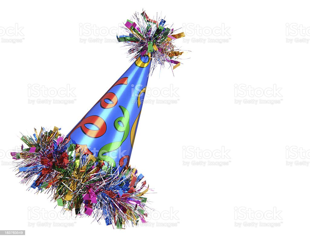 Party Hat royalty-free stock photo