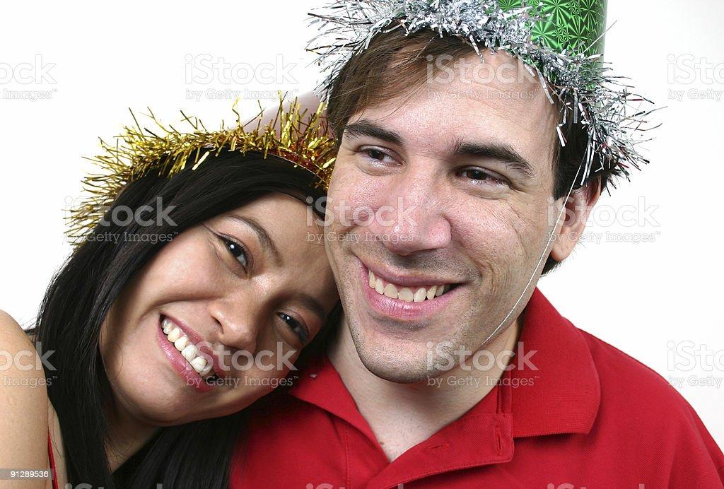 Party in Rot (Serie Lizenzfreies stock-foto