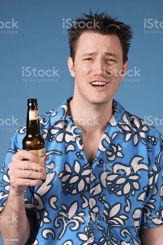 Party On Dude stock photo