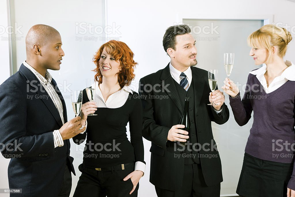 Party or Gathering stock photo