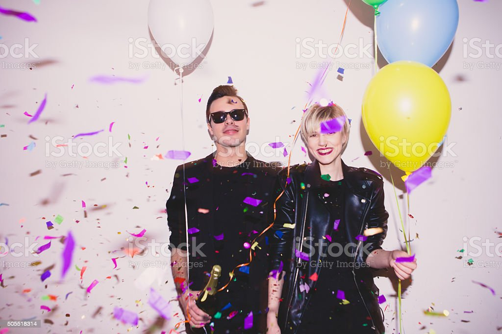 Party stock photo