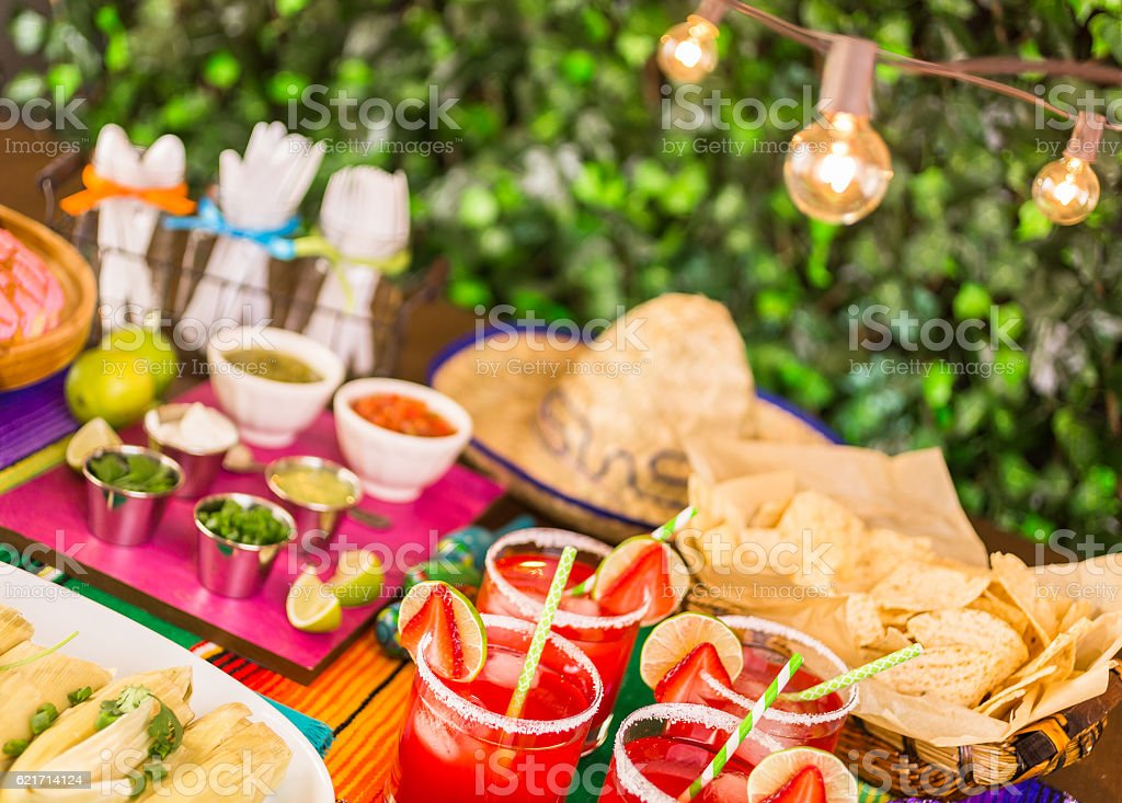 Fiesta stock photo