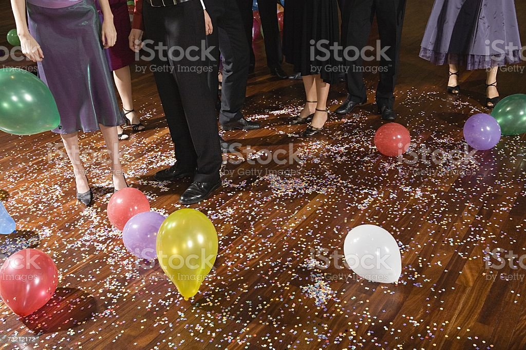 A party stock photo