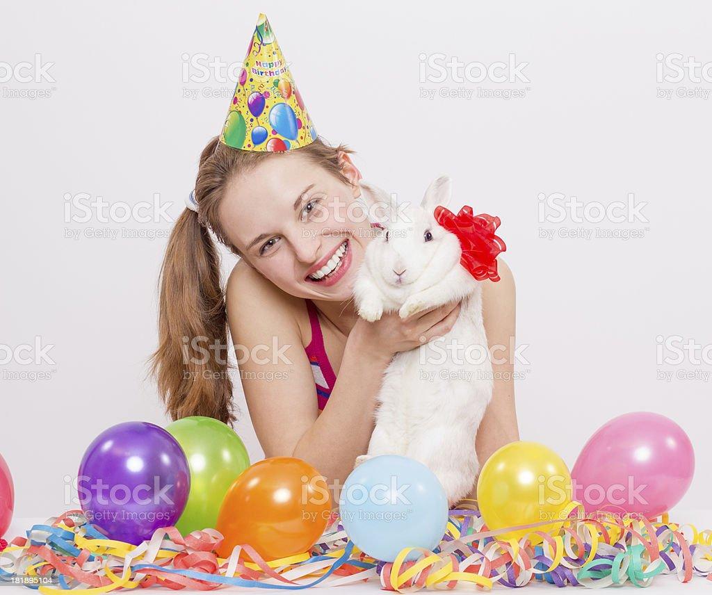 Party time fun! royalty-free stock photo
