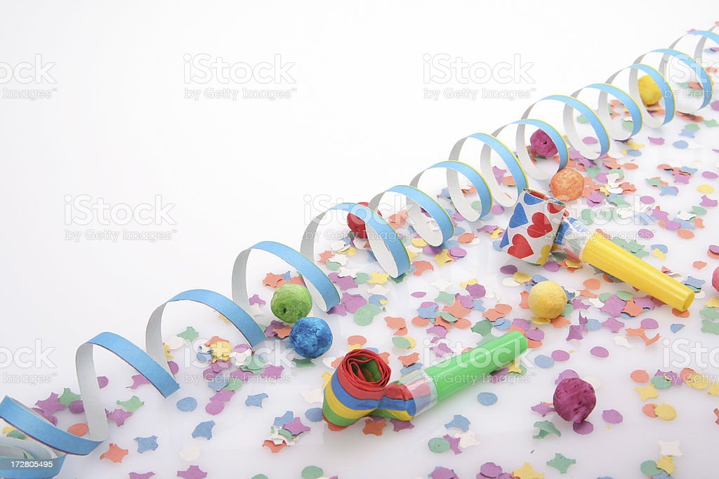 Party time! royalty-free stock photo