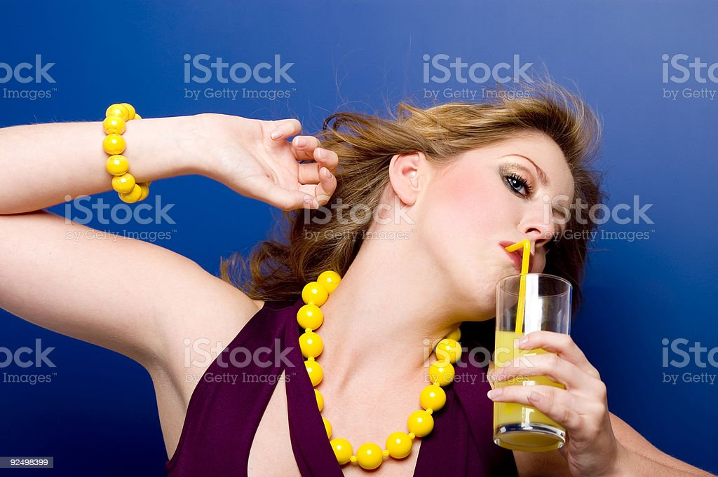 Party Time! stock photo