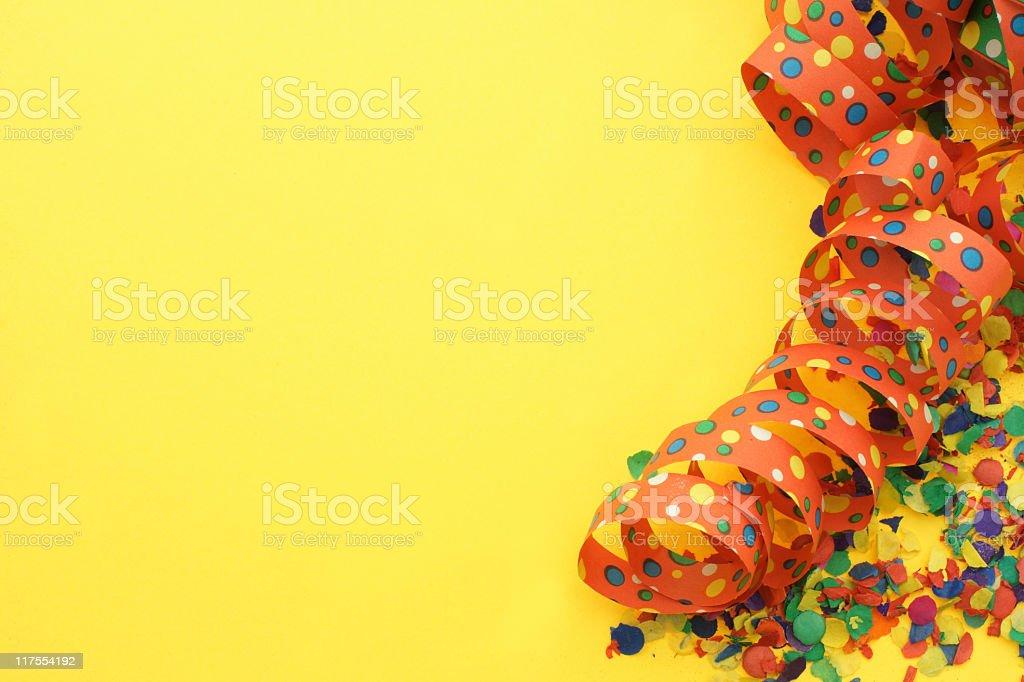 Partytime  XXXL royalty-free stock photo