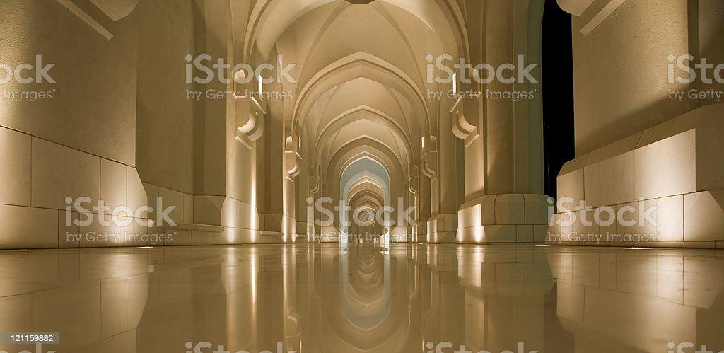 Passage royalty-free stock photo