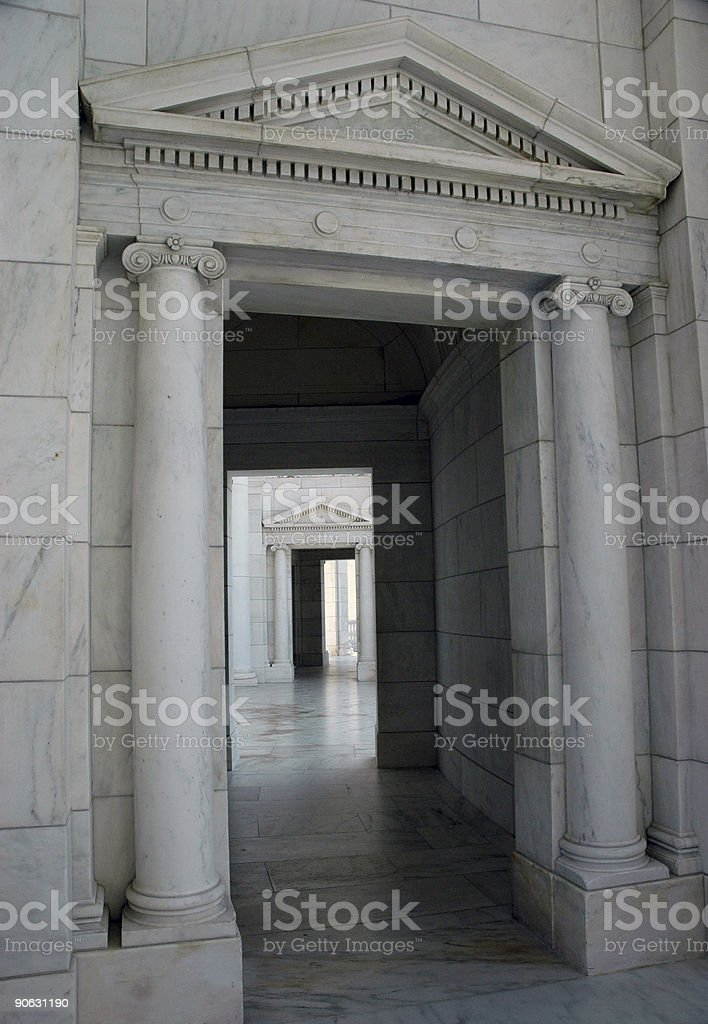 Passages royalty-free stock photo