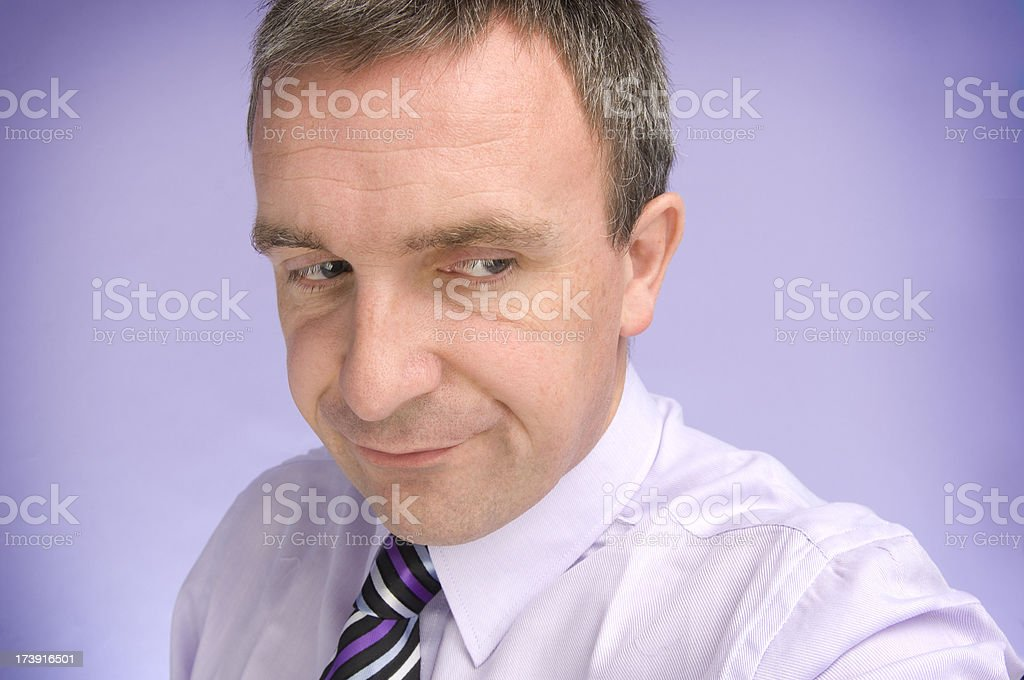passed over for promotion stock photo
