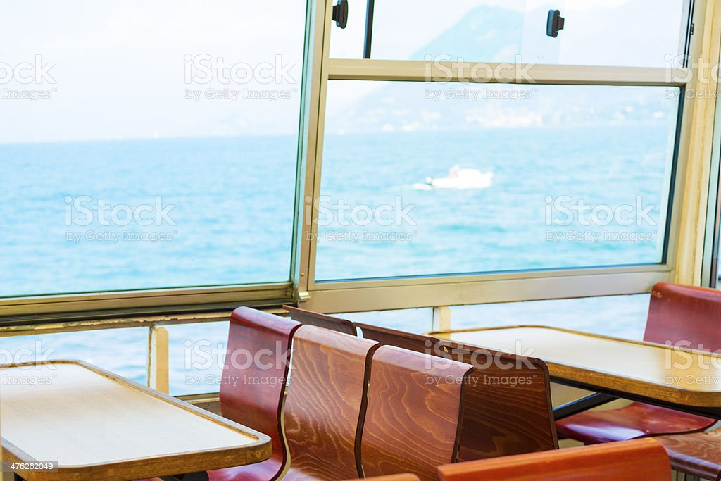 Passenger ferry royalty-free stock photo