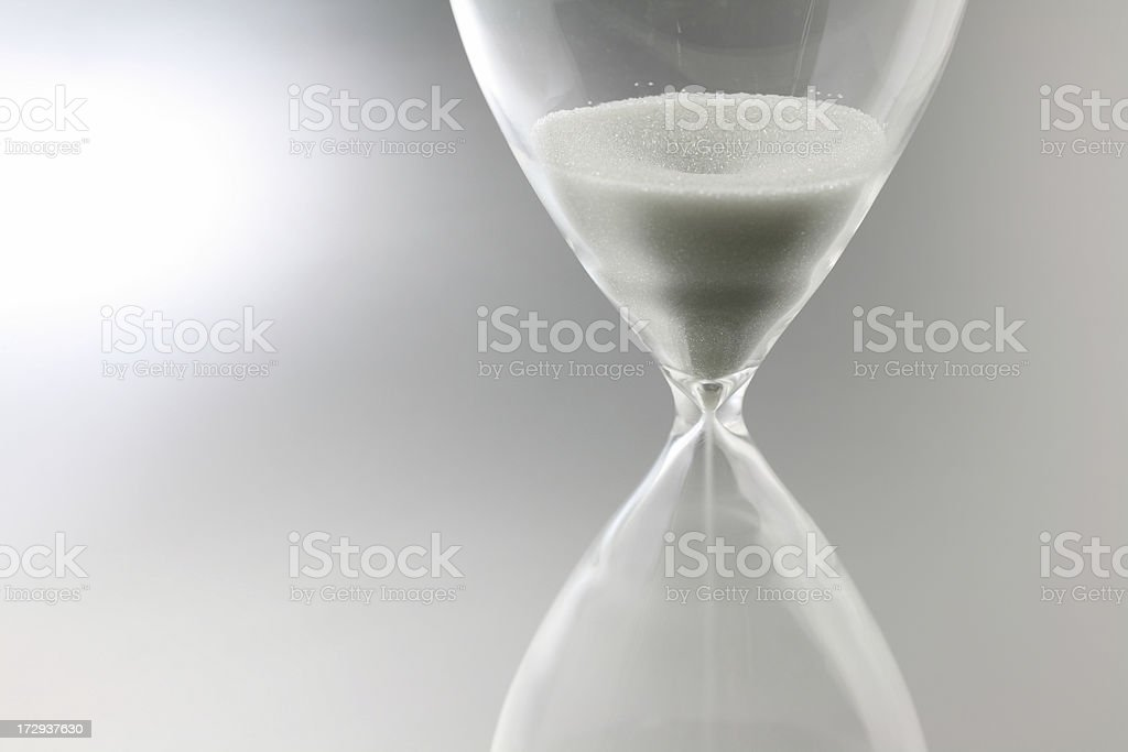 Passing Time royalty-free stock photo