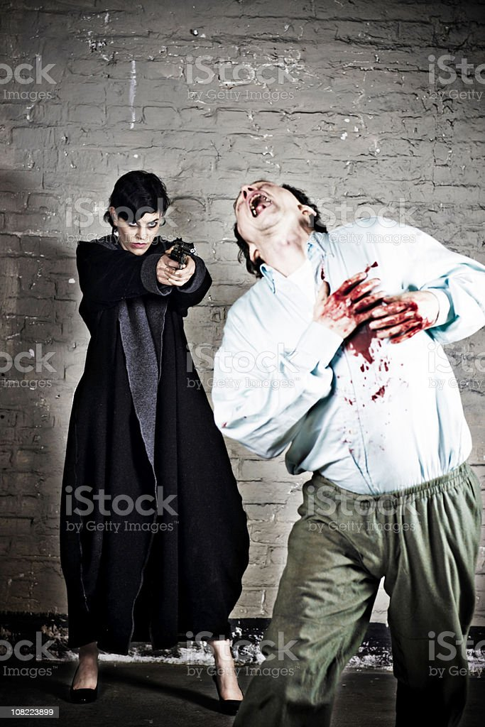 Passion crime royalty-free stock photo