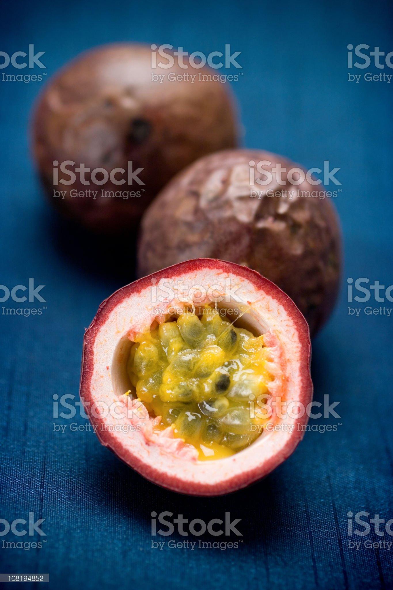 Passion Fruit royalty-free stock photo