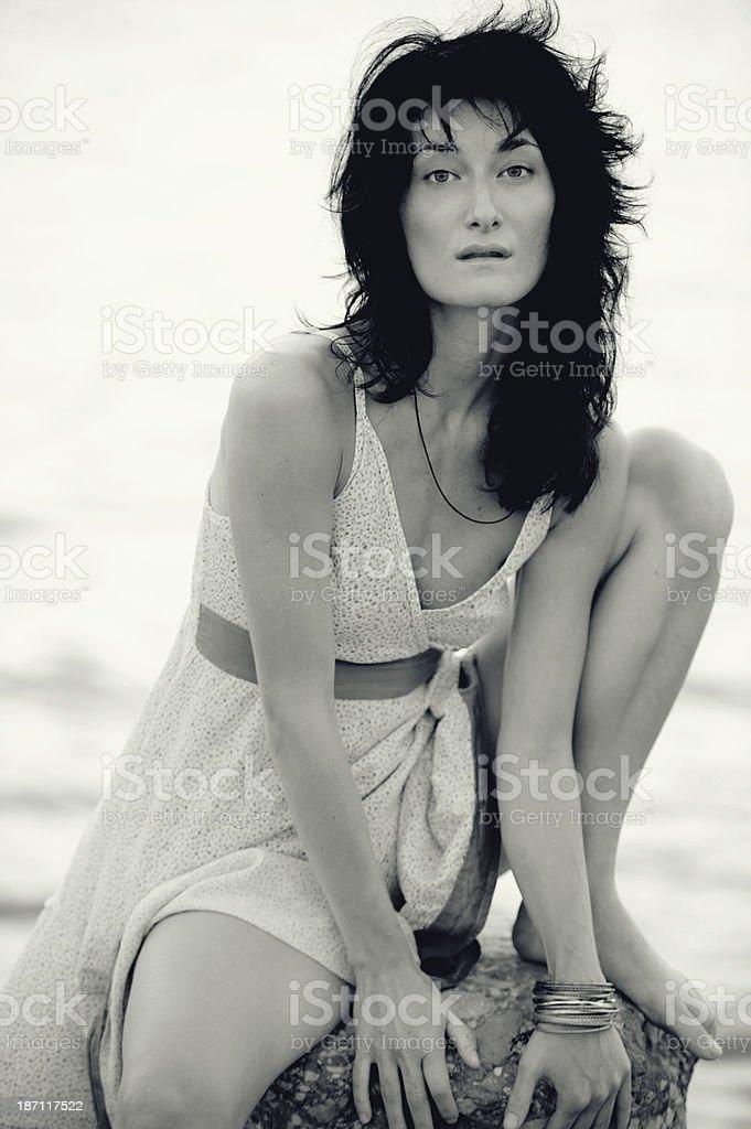 Passion Girl stock photo