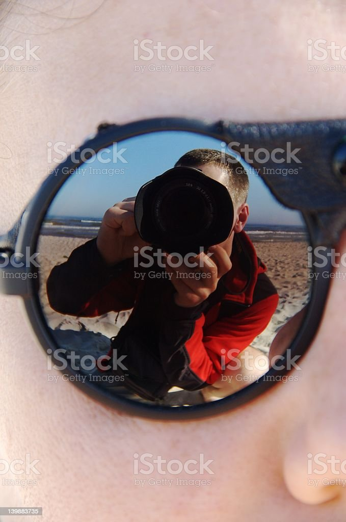 Passion in your eyes royalty-free stock photo