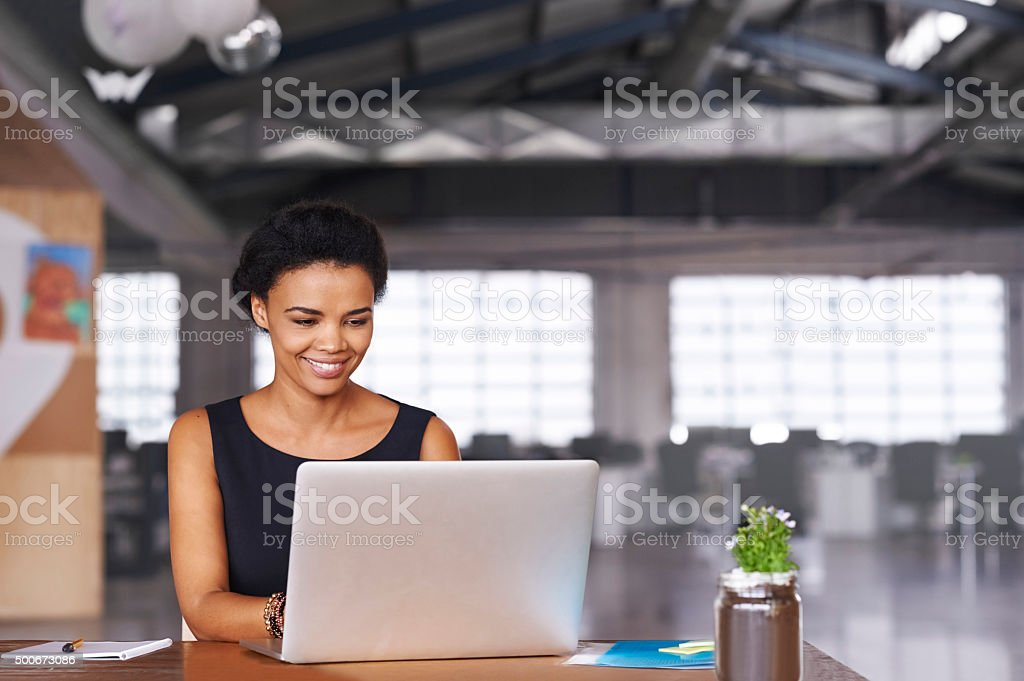 Passion never fails stock photo
