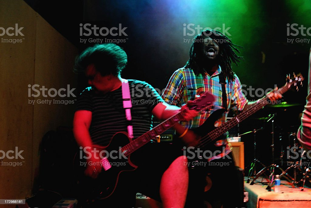 Passion Rock royalty-free stock photo