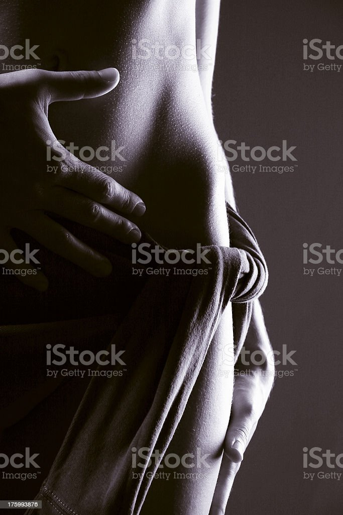 Passion touch 6 royalty-free stock photo