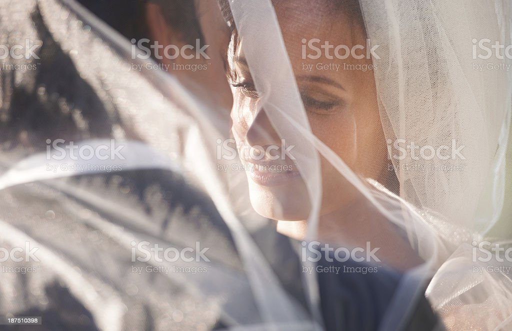 Passionate about each other stock photo