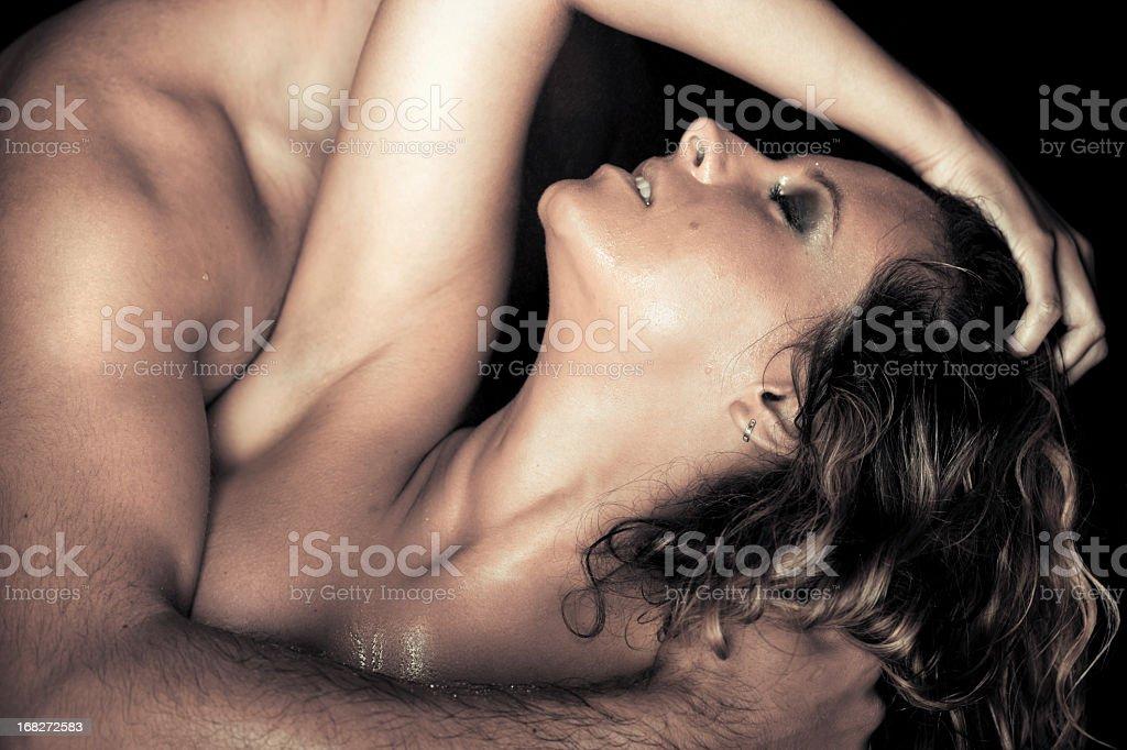 Beautiful mom big boobs balcony romance