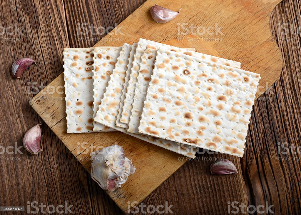 passover bread royalty-free stock photo