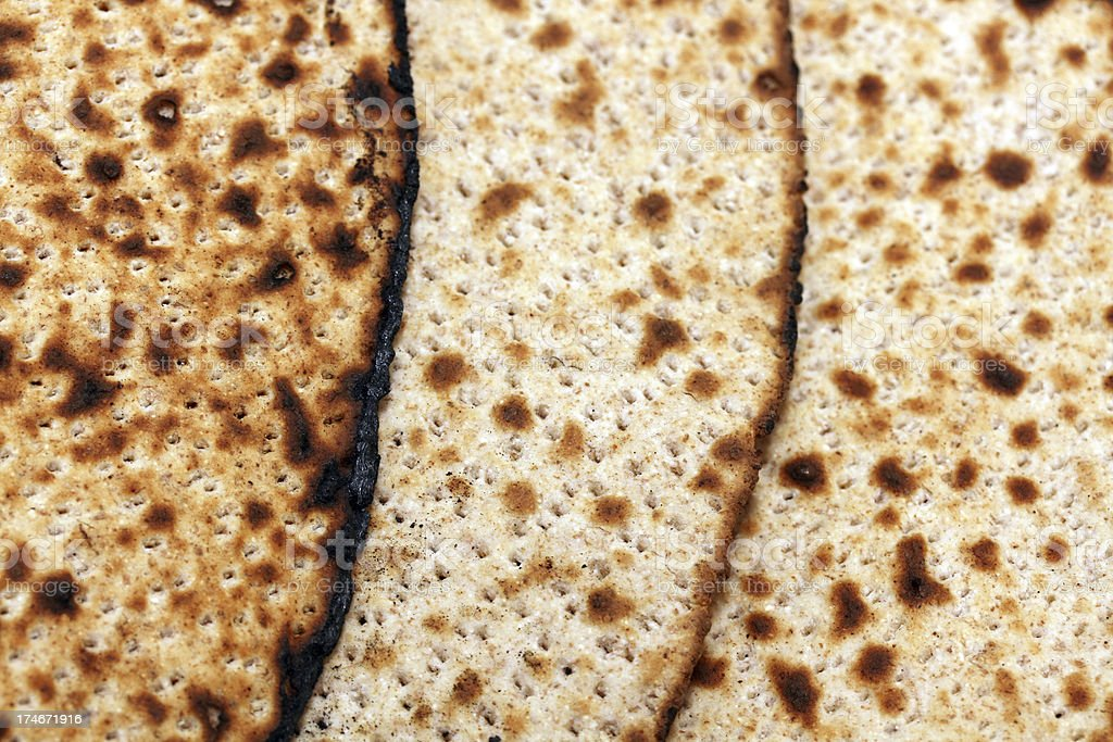 Passover Matzo royalty-free stock photo