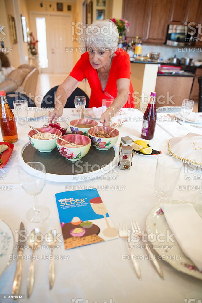 Passover Traditions stock photo