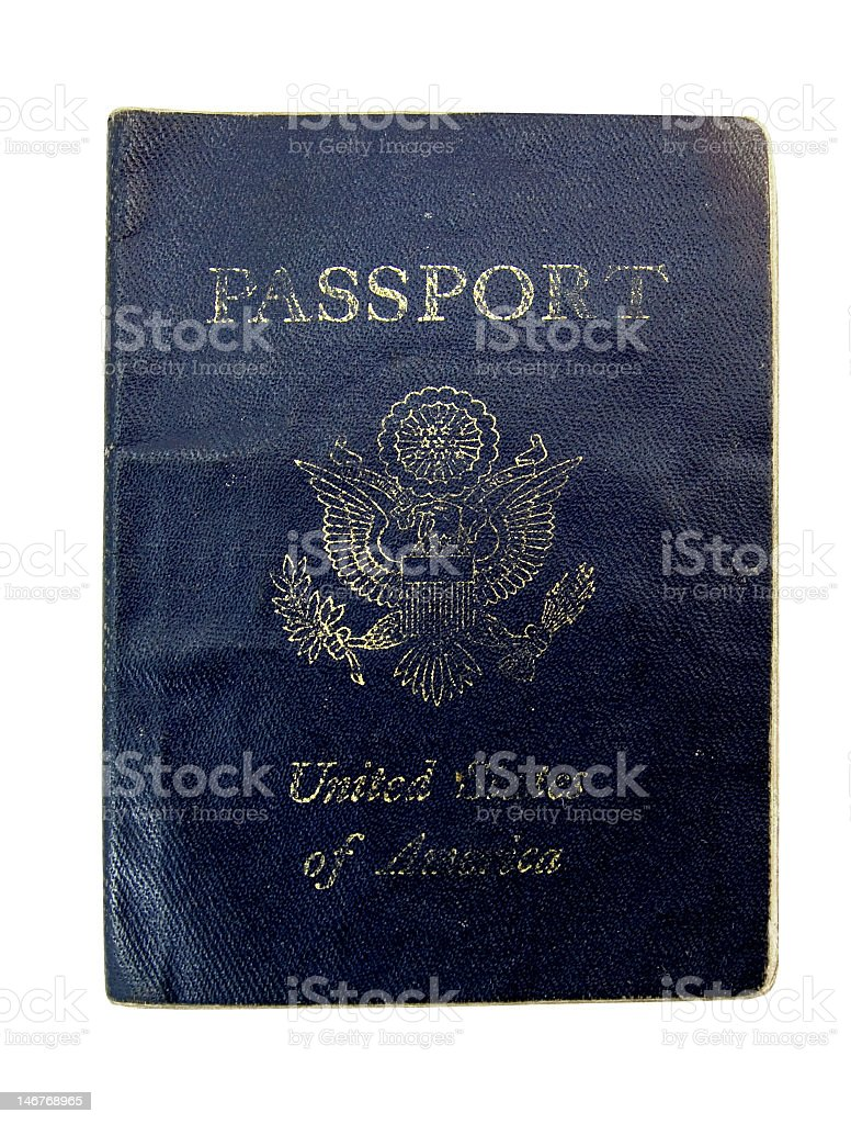 passpotr stock photo