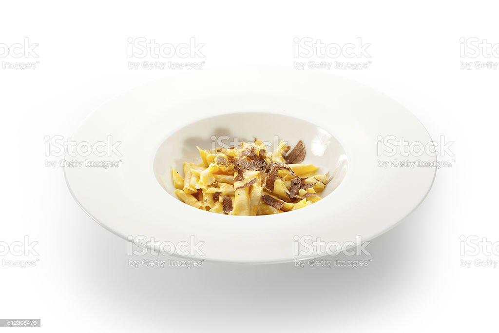Pasta Bowl stock photo