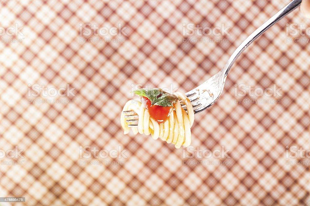 pasta noodle royalty-free stock photo