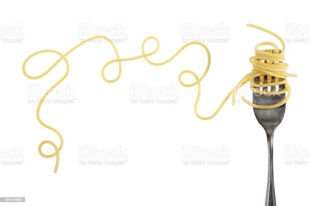Pasta royalty-free stock photo