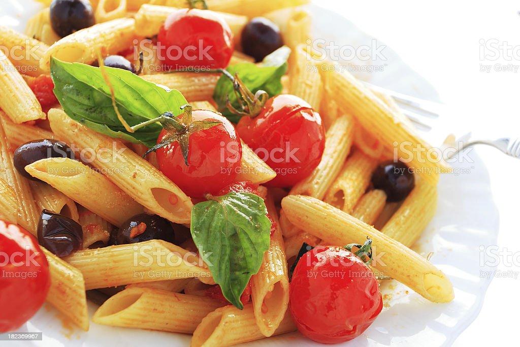 Pasta. royalty-free stock photo