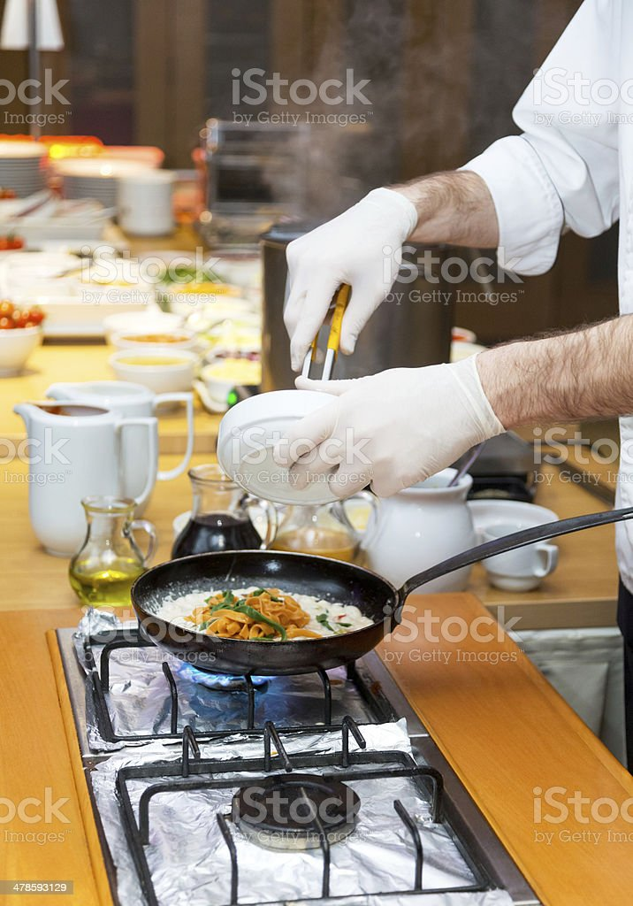 Pasta royalty-free stock photo