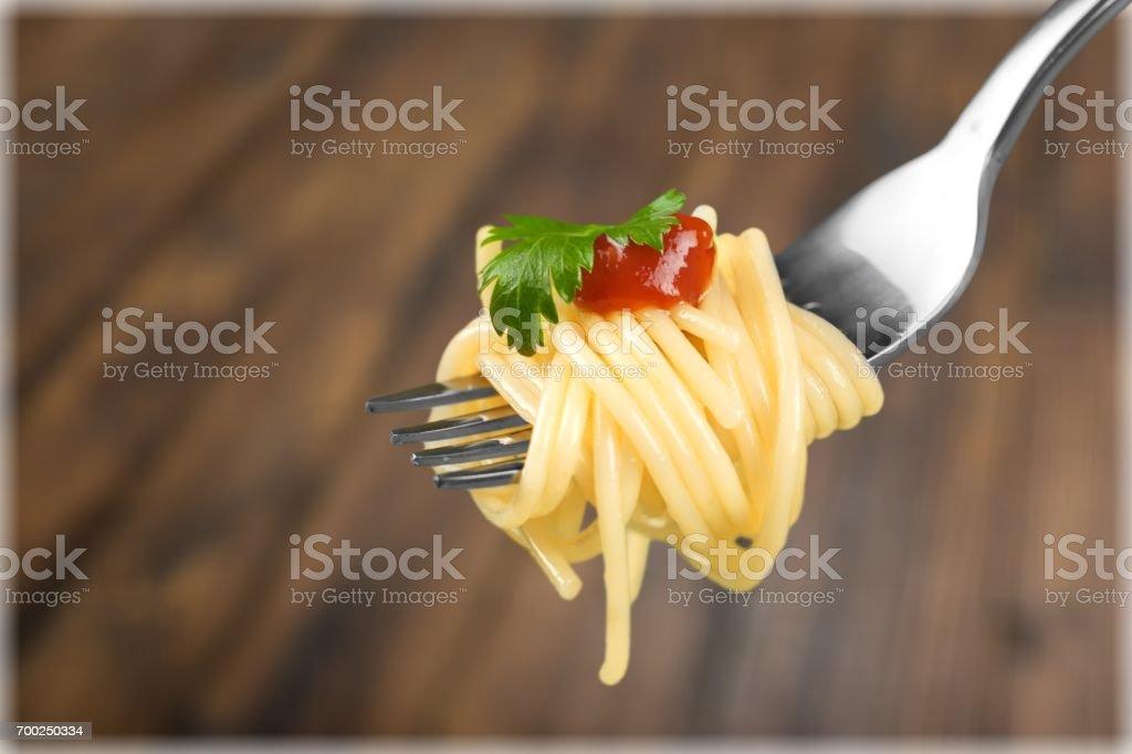 Pasta. stock photo
