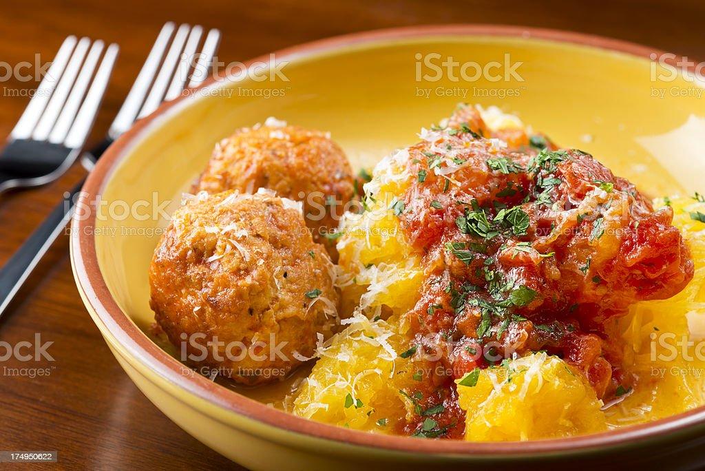Pasta Squash stock photo