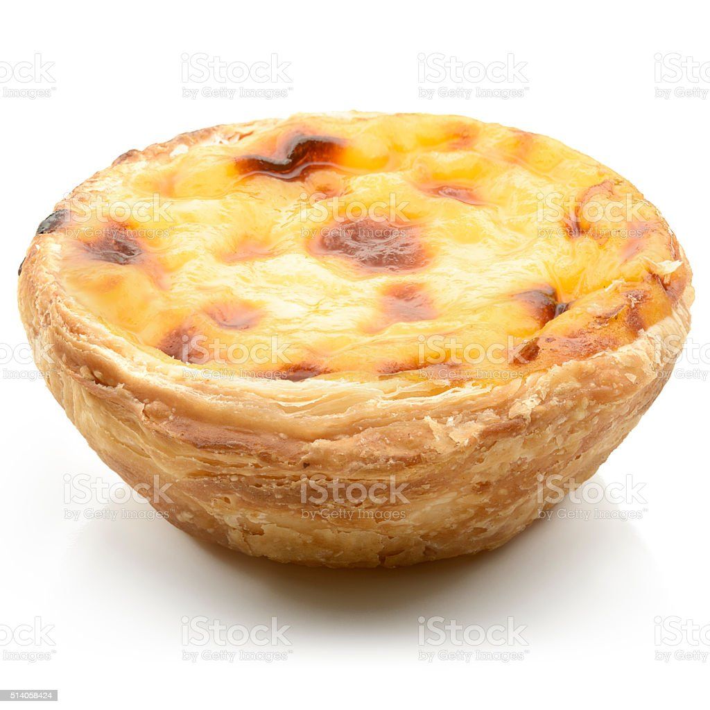 Pasteis De Nata stock photo