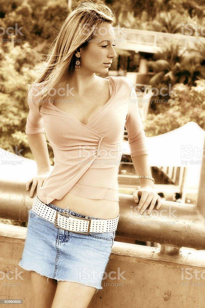 Pastel Breeze royalty-free stock photo