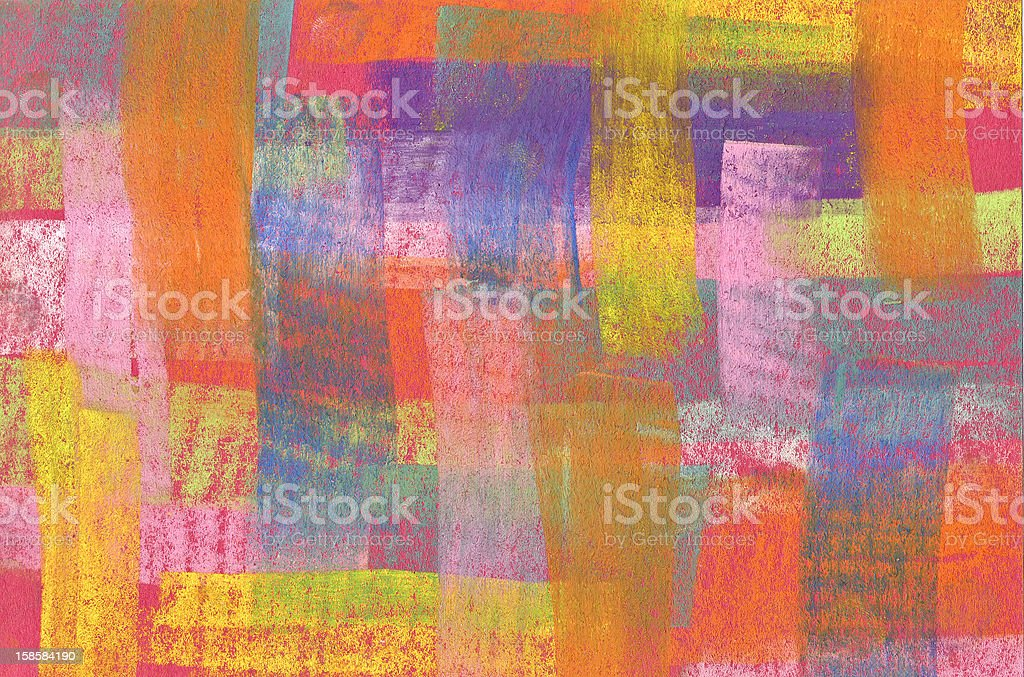 Pastel: Brightly Colored Background stock photo