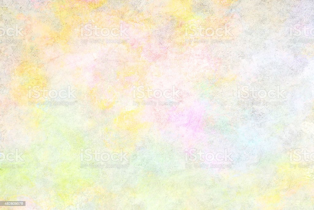 Pastel colored textured background stock photo