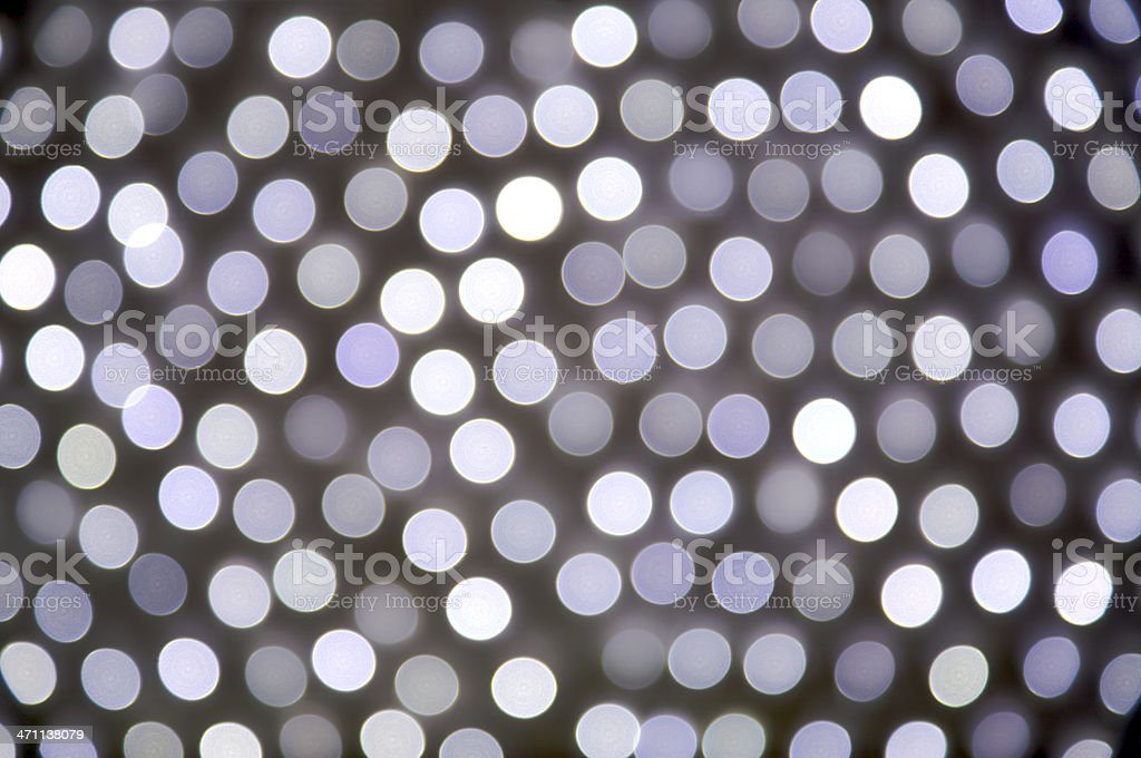 Pastel defocused lights royalty-free stock photo